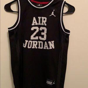 Kids Michael Jordan Nike Jersey
